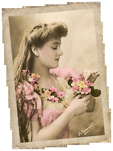 Images anciennes FEMMES ... 2852b357