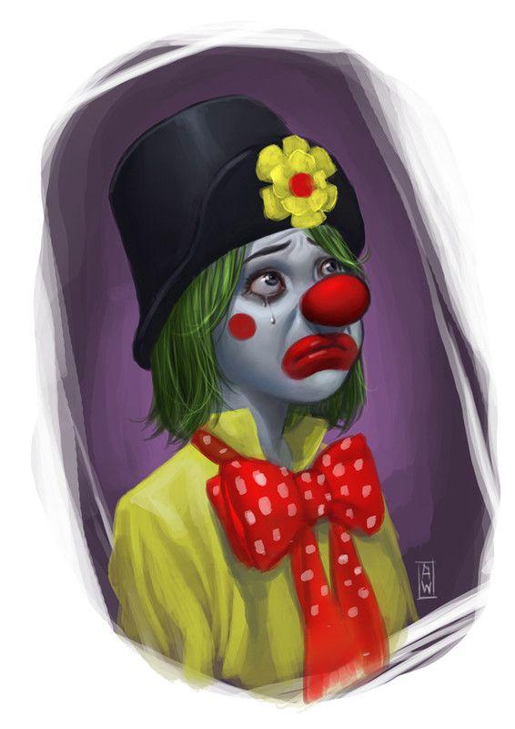 Les clowns  95a9cc32