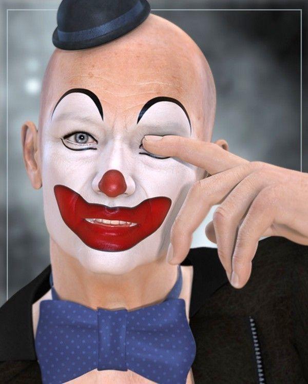 Les clowns  D58298e1