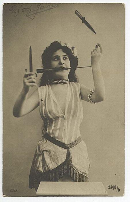 Le cirque ... Dc312ba6